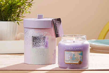 Yankee Bundles - Yankee candle sweet nothings candle gift set - Save 47%