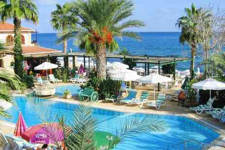 Cyprus Paradise - Seven Nights summer holiday with Flight, transfers and breakfast - Save 0%