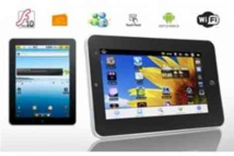 WooHooDeal - Google android 2.2 Tablet - Save 61%