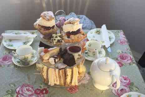 Kings Gardens Tea Room - Afternoon Tea for Two - Save 29%