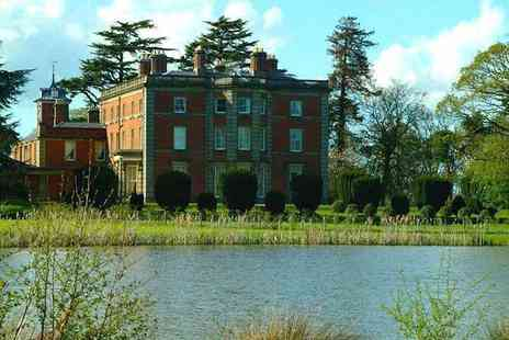 Netley Hall Estate - Two nights self catered cottage stay and fishing break for two people - Save 51%
