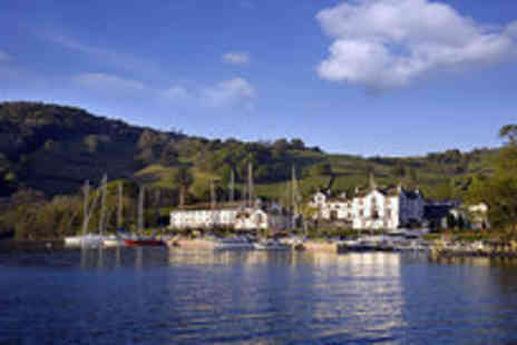Low Wood Bay - Two night stay for two, including breakfast by Lake Windermere enjoy a beautiful break - Save 0%