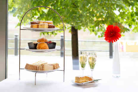 Copthorne Hotel - Afternoon tea for two people with a glass of Prosecco each - Save 50%