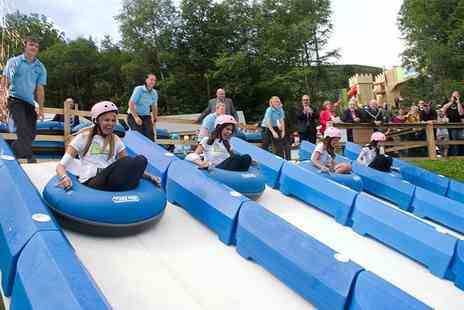 Supertubing - Ten super tubing rides each for two people - Save 42%
