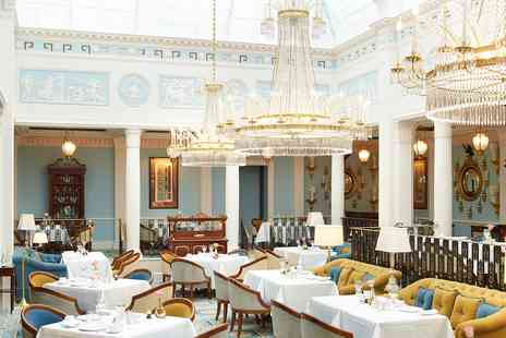 Celeste at the Lanesborough - Michelin starred 3 course meal and champagne for 2 - Save 0%