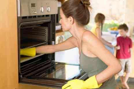 Oven Support - Single, Double, Range or Aga Oven Clean - Save 27%