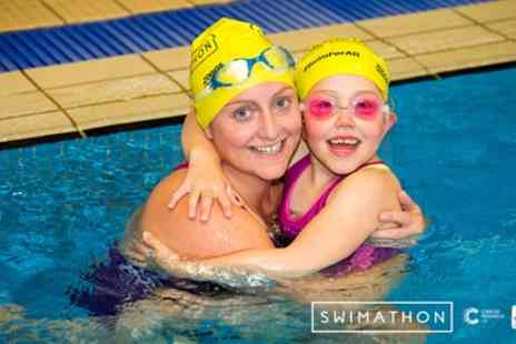 Limelight Sports - One individual or team ticket to Swimathon from 27th To 29th March - Save 1%