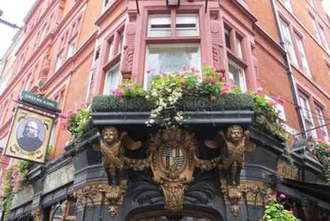 In The City Tours - London Pub Walking Tour of Covent Garden - Save 0%