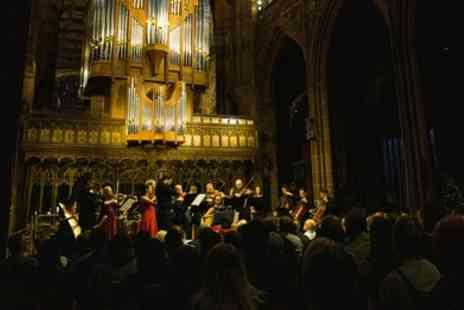 London Concertante - Music from the Movies Performed from 14th March To 9th May - Save 30%