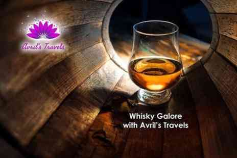 Avrils Travels - Whisky Galore Private Tour Tartan Tour of the Norths famous Distilleries - Save 0%
