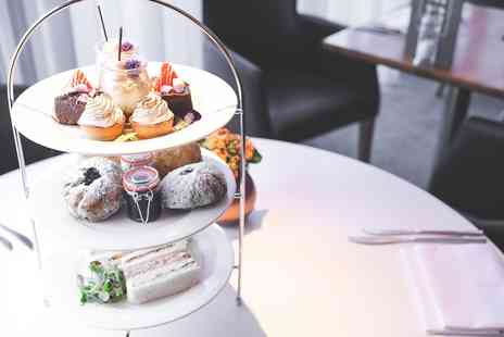 Crowne Plaza Newcastle - Afternoon tea for Two - Save 50%