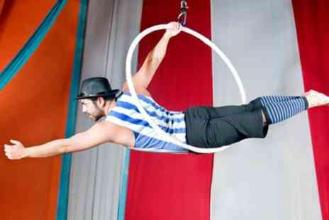 Russells International Circus - Two or five Grandstand Tickets from 20th May To 28th June - Save 67%