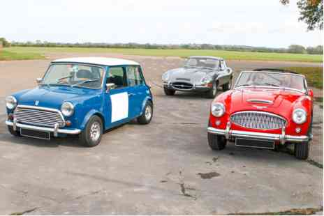 Virgin Experience Days - Triple Classic Car Drive plus High Speed Passenger Ride - Save 0%