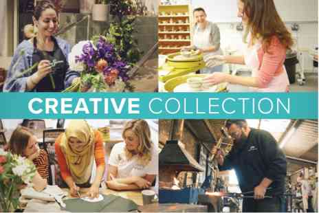Virgin Experience Days - Creative Collection - Save 0%