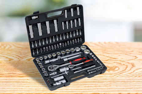 Who Needs Shops - 94 piece screwdriver set with case - Save 0%