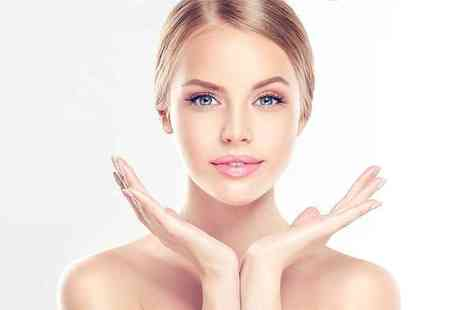 Top Lips - Eight point dermal filler face lift - Save 56%