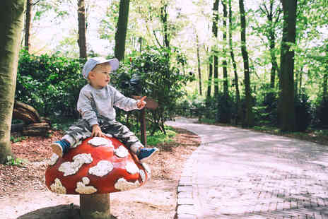 Just Coach Travel - Ticket for a coach return day trip to Efteling Theme Park - Save 30%