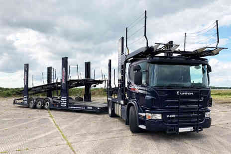 Everyman Racing - Truck driving experience - Save 41%