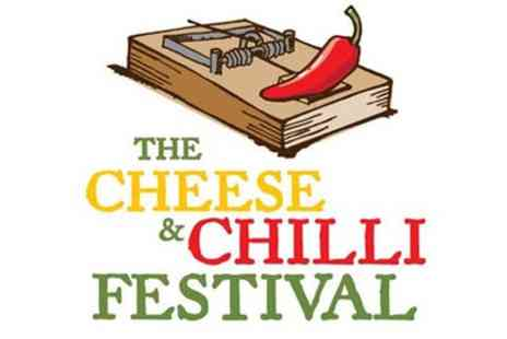 Cheese And Chilli Festival 2020 - One family day ticket, - Save 21%