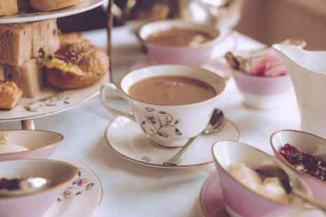 The Intuitiv Afternoon Tea Boat - Afternoon Tea with Boat Cruise for Two or Four - Save 59%