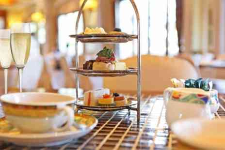 Bears At Packhouse - Sparkling Afternoon Tea for Two or Four - Save 33%