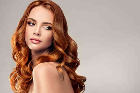 Aura Beauty Studios - Full head of colour - Save 36%