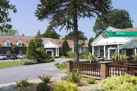 The Bridge Hotel & Spa - Three hour spa experience with two course lunch or dinner and a glass of bubbly - Save 40%