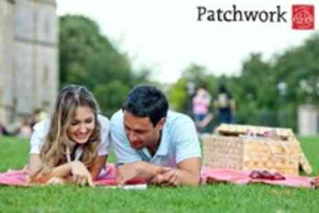 Patchwork - Picnic Hamper For Two Plus Pate Tasting Tour - Save 53%