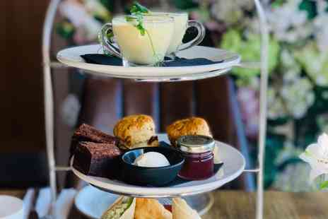Grange Farm Park - Afternoon tea for two people glass of Prosecco each - Save 36%