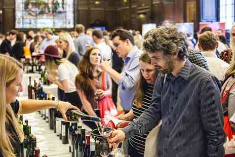 Union Press - Wine and spirits show with tastings in London - Save 59%
