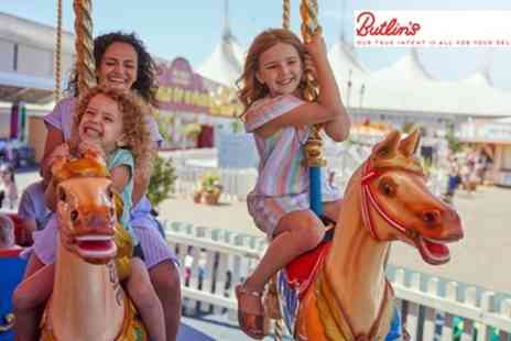 Butlins Bognor Regis - Just for Tots Day Pass to Butlins Amusement Park for Child, Adult or Senior - Save 40%