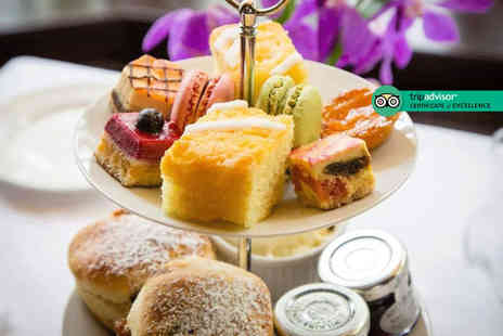 The Mere Court Hotel - Traditional afternoon tea for two - Save 37%