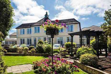 The Glencarn Hotel - Overnight stay for two people with full Irish breakfast and leisure access - Save 36%