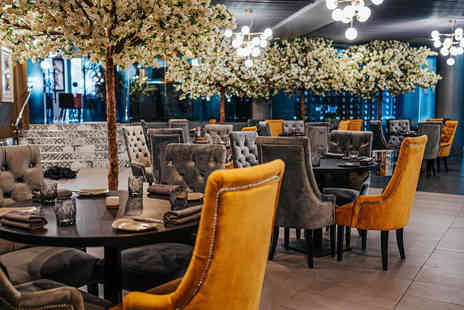 Craft Dining Rooms - Two course gourmet dining for two or four people - Save 28%