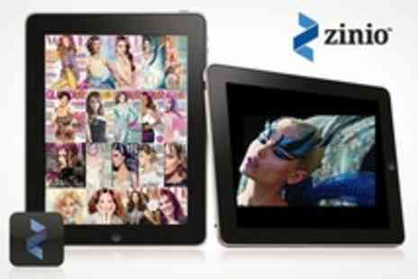 Zinio - Digital Womens Magazine Subscription Such As Elle, Vogue or Cosmo for Devices Such as iPad, Android, and PC - Save 56%