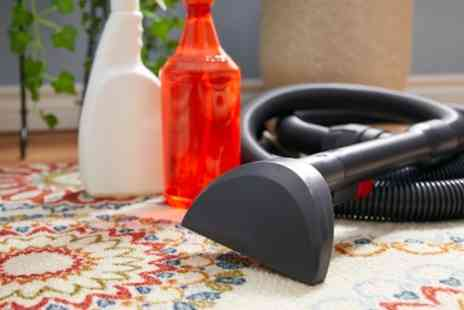 Day 2 Day Carpet Cleaning - Carpet Cleaning for Two or Four Rooms - Save 52%