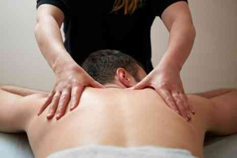 limelightfitness - One Hour Sports or Hot Stones Massage - Save 46%