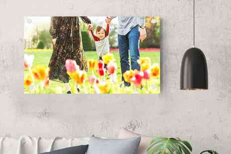 Colour House - Personalised acrylic print Choose from four sizes - Save 79%