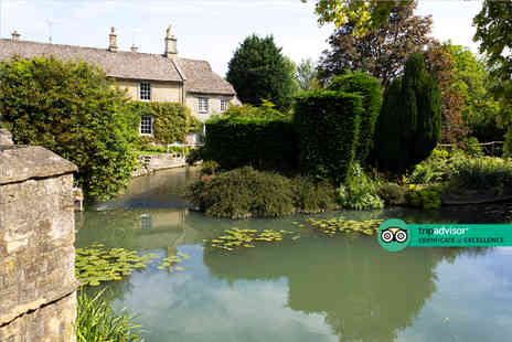 The Lamb Inn - Four Star Overnight Cotswolds stay for two people with breakfast - Save 59%