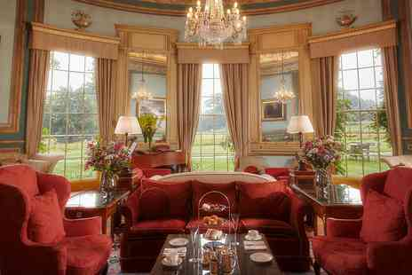 Swinton Park - Exquisite afternoon tea and garden entry for Two - Save 33%