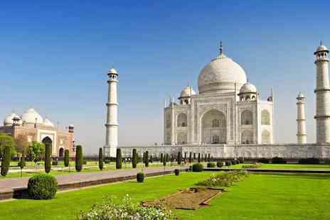 Value Added Travel - Golden Triangle holiday with flights and safari tour - Save 0%