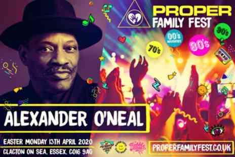 Proper Family Festival 2020 - One child, adult, VIP ticket or family of four on 3rd April - Save 40%