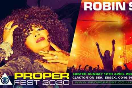 Proper Fest 2020 - Early or standard ticket for person or an early group ticket for people on 12th April - Save 34%