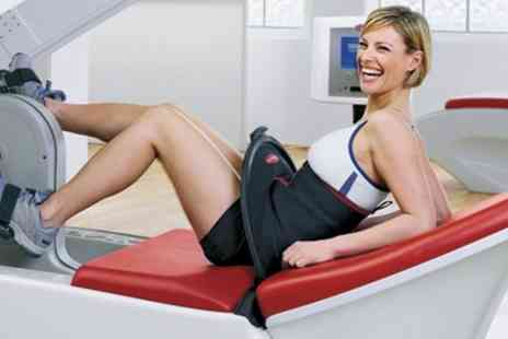 HYPOXI Sunninghill - One of Three Sessions of HYPOXI Body Contouring Treatment - Save 50%
