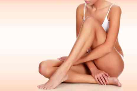 Yellow Practice Beauty Clinic - Three Sessions of Laser Hair Removal on Various Areas - Save 78%