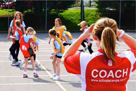 Virgin Experience Days - Three Days Childrens Netball Coaching Workshop - Save 0%