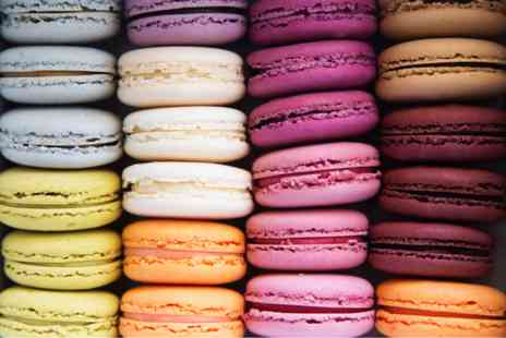 The Smart School of Cookery - Macaroon Masterclass for Two - Save 0%