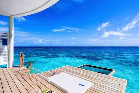 Centara Grand Island Resort And Spa - Five Star Breathtaking Ultimate All Inclusive Resort in the South Ari Atoll - Save 0%