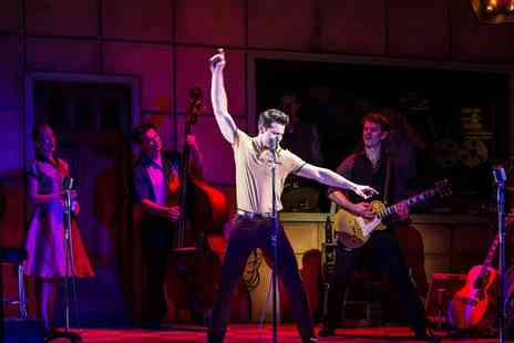 The Everyman Theatre - Ticket to Million Dollar Quartet The Musical choose from eight performances - Save 56%