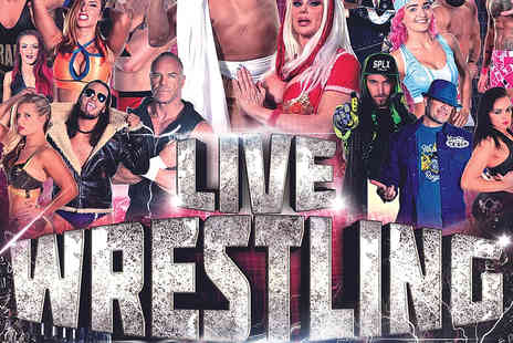 4th Generation Wrestling - Child ticket on 4th Apr 2020, adult ticket or family ticket with photo - Save 60%